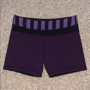 Lulu Reversible Boogie Shorts